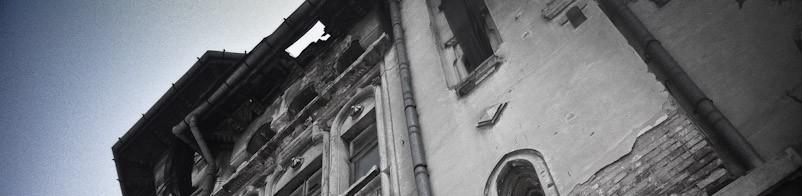 Teatrul Bacovia, in continua degradare (2)