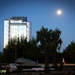 Centrul Bacaului, noaptea (1)