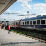 Tren rapid in Gara Bacau (2)