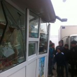 Accident curtea scolii Sportiv (2)