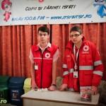 Ziua Voluntariatului, sarbatorita de Crucea Rosie la Teatrul Bacovia (1)