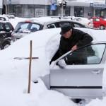 Iarna in Bacau 2012 (1)