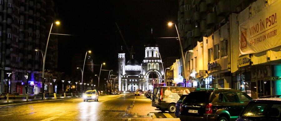Catedrala ortodoxa inaltarea domnului bacau