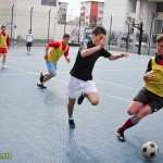 Scoala altfel - campionat de fotbal la Liceul Sportiv Bacau (3)