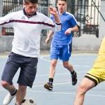 Scoala altfel - campionat de fotbal la Liceul Sportiv Bacau (5)