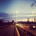 podul de la serbanesti