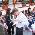 flashmob bacau valea plopului cje bacau saptamana nationala a voluntariatului (1)