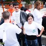 flashmob bacau valea plopului cje bacau saptamana nationala a voluntariatului (4)