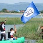 plimbare concurs caiac lacul bacau ii saptamana nationala a voluntariatului cre (3)