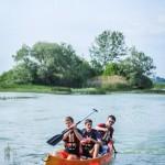 plimbare concurs caiac lacul bacau ii saptamana nationala a voluntariatului cre (4)