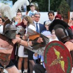 romani si daci in bacau gruppo storico romano (12)