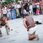 romani si daci in bacau gruppo storico romano (15)