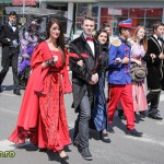 marsul absolventilor alecsandri 2012 (2)