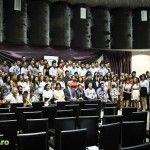 Deschidere Scoala de Vara CNE Constanta 2012-13
