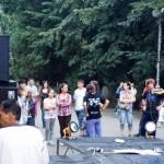 sebi roman concert parcul cancicov (2)