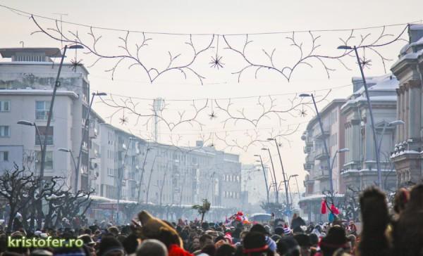 Alaiul datinilor si obiceiurilor de iarna Bacau 2012-36