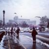 izvor palatul parlamentului iarna 2012