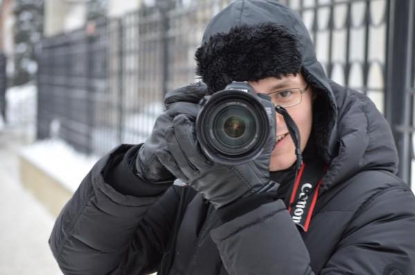 kristofer fotografiaza iarna