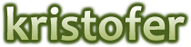 Kristofer.ro Logo
