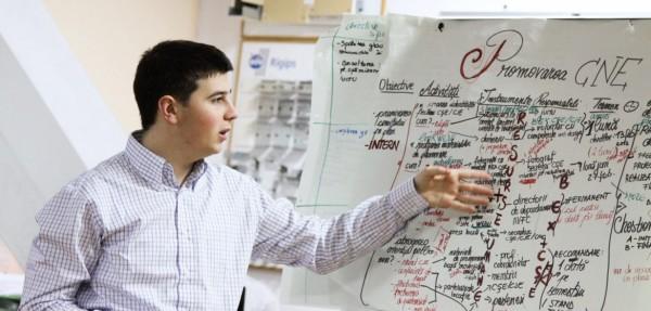 Andrei Bogdan Petre - presedintele CNE