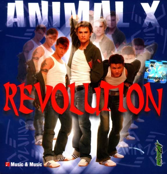 animal x - revolution