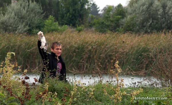 chiloti in lacul bacau II