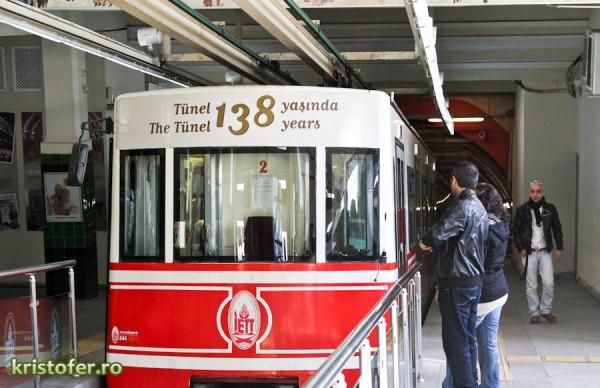 funicular tunel istanbul 3