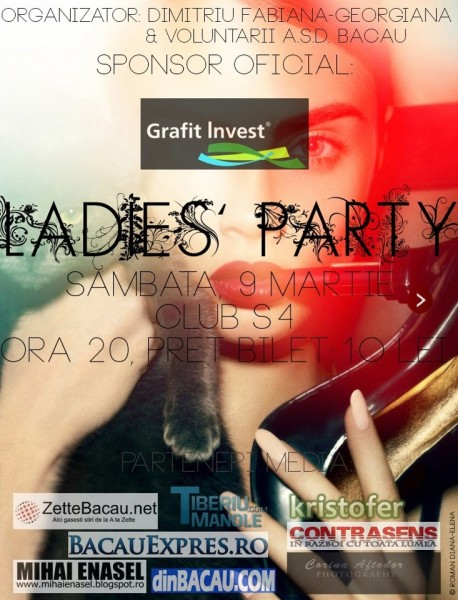 ladies party pub s4 bacau 2013