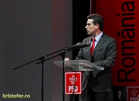 Conferinta Judeteana PSD Bacau 2013-12
