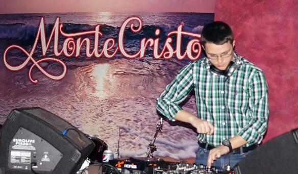 kristofer live monte cristo bacau