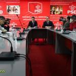 Conferinta de presa PSD Bacau Dragos Benea Sorin Brasoveanu 2013 (1)