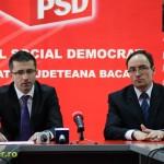 Conferinta de presa PSD Bacau Dragos Benea Sorin Brasoveanu 2013 (2)