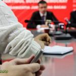 Conferinta de presa PSD Bacau Dragos Benea Sorin Brasoveanu 2013 (5)