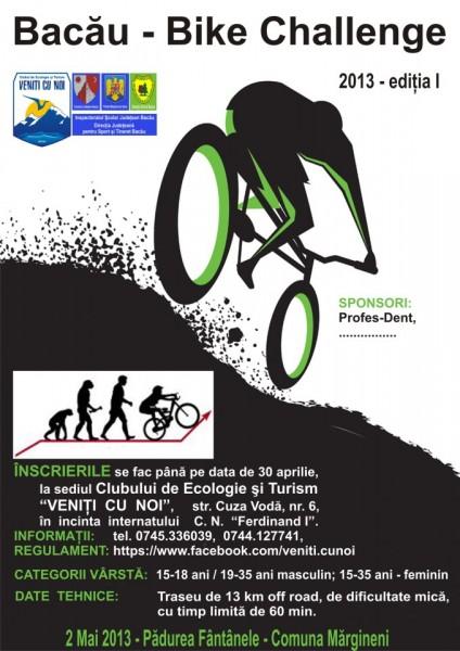 bacau bike challenge 2013