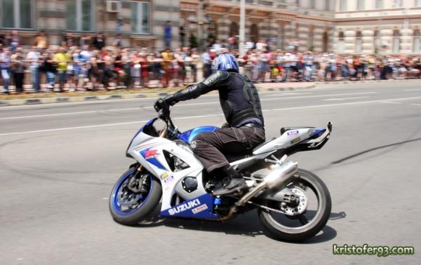 parada motociclistilor 2010