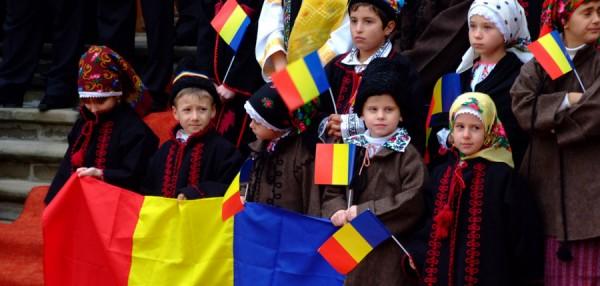 ziua nationala a romaniei 2008 bacau copii