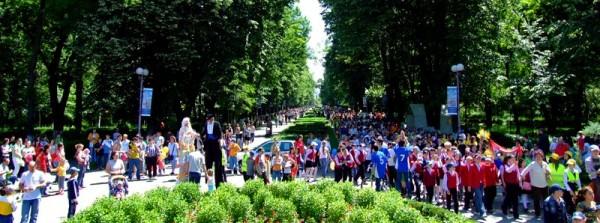 Startul festivalului Arlekin 2008 - Bacau (16)