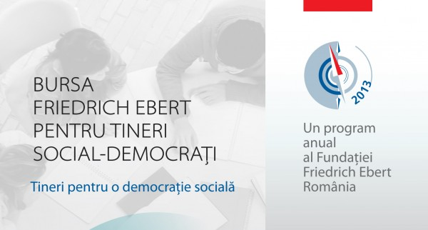 bursa friedrich ebert pentru tineri social democrati