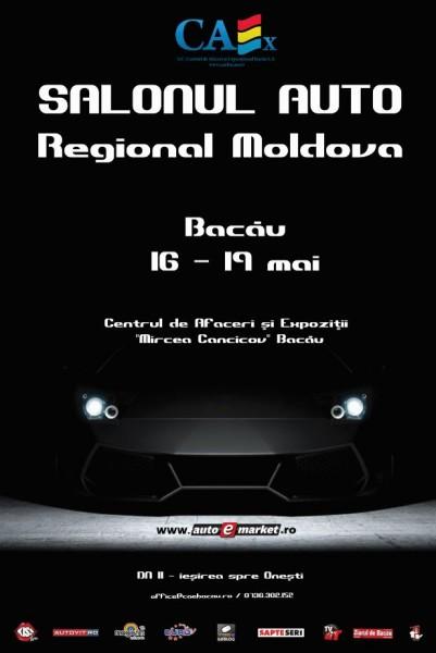 salon auto regional moldova 2013