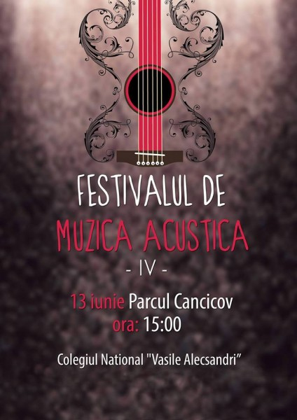 festivalul de muzica acustica 2013 bacau