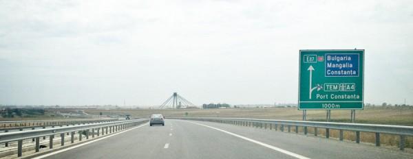 autostrada 4 constanta centura