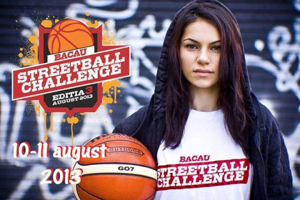 bacau streetball challenge 2013