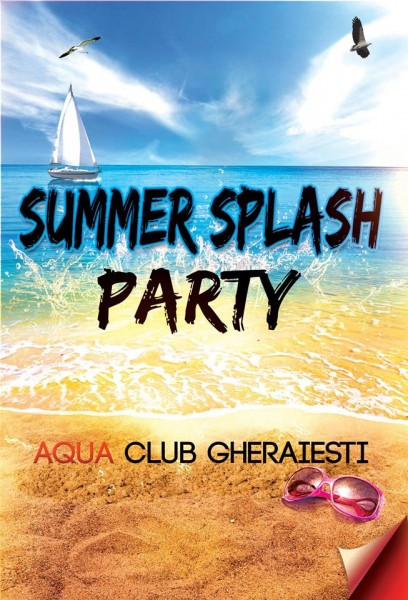 summer splash party