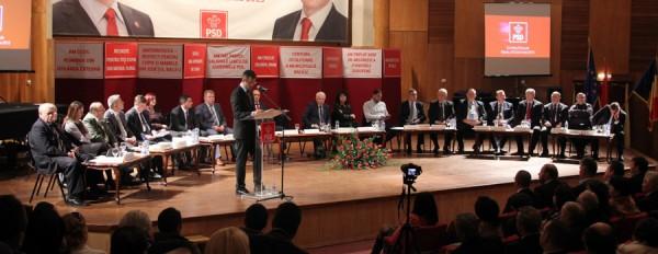 comitetul executiv PSD Bacau octombrie 2013-10