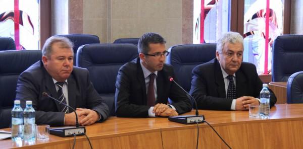 comitetul executiv PSD Bacau octombrie 2013-15