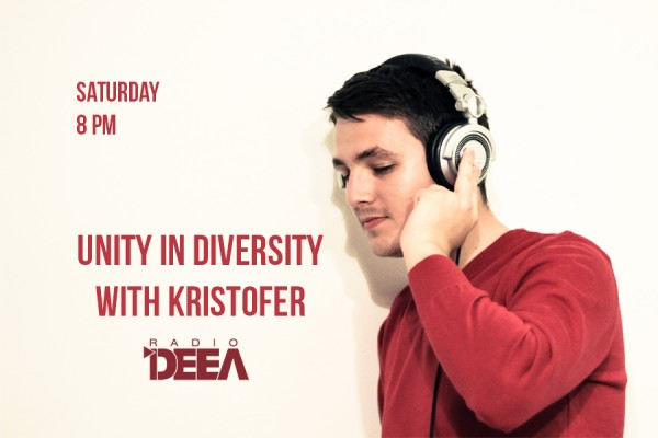 unity in diversity with kristofer