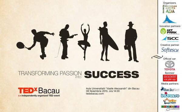 Afis TedxBacau