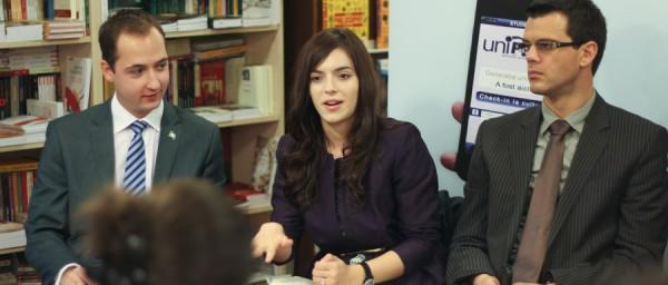 dezbatere implicarea tinerilor în procesul decizional la nivel înalt Unifest 2013 (7)