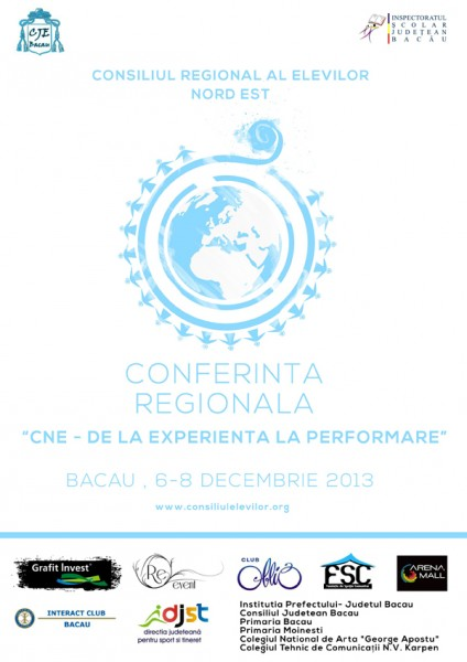 conferinta regionala consiliul regional al elevilor nord est 2013