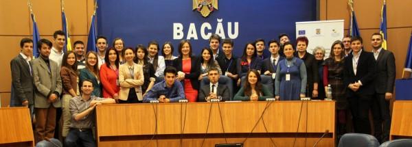 consiliul regional al elevilor nord est 2013